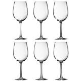 Бокал для вина 420 мл 4 шт Luminarc Allegresse J8166