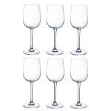 Бокал для вина 360 мл 6 шт Luminarc Versailles G1483