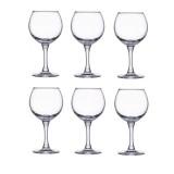 Бокал для вина 210 мл 6 шт Luminarc French Brasserie H9451