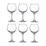 Бокал для вина 280 мл 6 шт Luminarc French Brasserie H8170