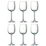 Бокал для вина 230 мл 6 шт Luminarc Allegresse J8163