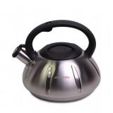 Чайник 3 л из нержавеющей стали со свистком Kamille 0850