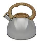 Чайник 3 л из нержавеющей стали со свистком Lessner 49514