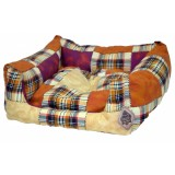 Мягкое место-лежанка для кошек и собак 40х45х15 см Пекин (МС-050)