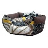 Мягкое место-лежанка для кошек и собак 38х35х15 см Аризона (МС-060)