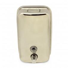 Дозатор для жидкого мыла металлический 1000 мл Besser 8304