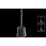 Набор для туалета (щетка, ершик, подставка) Mopex SP-040