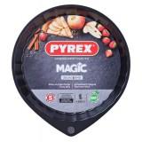 Форма для выпечки металическая круглая 30 см Pyrex Magic MG30BN6