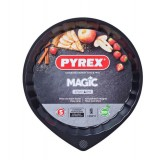 Форма для выпечки металическая круглая 27 см Pyrex Magic MG27BN6
