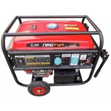Генератор бензиновий БГ-7800, Протон