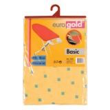 Сменный чехол Basic для гладильной доски 110х30 см Eurogold С34
