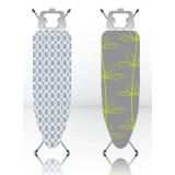 Сменный чехол Metallic Decors для гладильной доски 130х50 см Eurogold DC48F3M