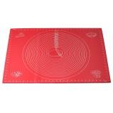 Коврик силиконовый 60х45 см для раскатки теста Kamille 7786