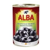 Маслины без косточки 300 мл Alba Food