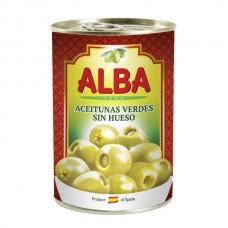 Оливки без косточки 300 мл Alba Food