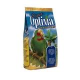 Сбалансированная смесь семян, орехов и овощей для волнистых и средних попугаев 500 г Super Optima Овощное Меню