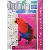 Сбалансированная смесь семян, лесных ягод и фруктов для волнистых и средних попугаев 500 г Super Optima Лесной Деликатес (картон)