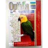 Сбалансированная смесь семян, орехов и овощей для волнистых и средних попугаев 500 г Super Optima Овощное Меню (картон)