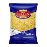 Макароны звездочки из твердых сортов пшеницы 500 г Reggia Pasta Stelline 80