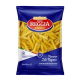 Макароны перо из твердых сортов пшеницы 500 г Reggia Pasta Pene Ziti Rigati 34