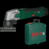 Многофункциональный аккумуляторный реноватор DWT AMS-10.8 Li BMC