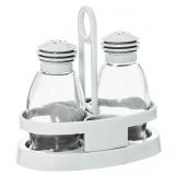 Набор для соли и перца 95 мл 2 шт Herevin Mirage White 122020-006