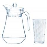 Набор для воды 7 предметов Arcopal Antonia Sphere N6235