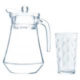 Набор для воды 7 предметов Arcopal Antonia Trio N6233