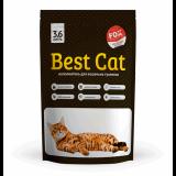 Силикагелевый наполнитель 3.6л Best Cat White SGL002