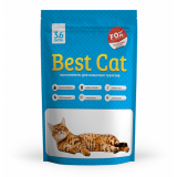 Силикагелевый наполнитель 3.6л Best Cat Blue SGL003