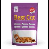 Силикагелевый наполнитель 3.6л Best Cat Purple Lawanda SGL004