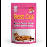 Силикагелевый наполнитель 3.6л Best Cat Pink Flowers SGL006