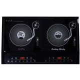Плита индукционная настольная на 2 конфорки Mirta Cooking Melody IP-8929