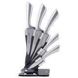 Набор ножей 6 предметов из нержавеющей стали Kamille 5131