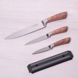 Набор ножей 4 предмета Kamille 5042