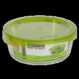 Емкость для еды круглая 920 мл Luminarc Keep'n'Box G4266