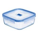 Емкость для еды квадратная 1220 мл Luminarc Pure Box Active L8770