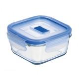 Емкость для еды квадратная 380 мл Luminarc Pure Box Active L8775
