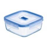Емкость для еды квадратная 760 мл Luminarc Pure Box Active L8771
