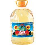 Масло подсолнечное 5 л (4450 г) рафинированное OL&DI