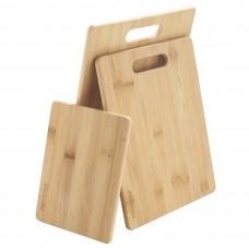 Набор разделочных досок 3 шт из бамбука Kamille 10078