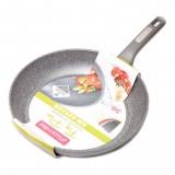 Сковорода 30 см с гранитным покрытием Kamille 4291GR без крышки