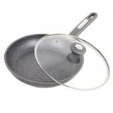 Сковорода с гранитным покрытием 28 см Kamille 4273 GR