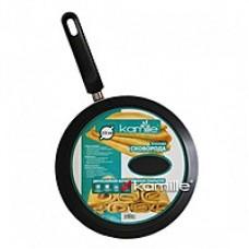 Сковорода блинная с антипригарным покрытием 24 см Kamille 0608 IND