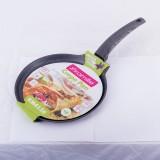 Cковорода блинная 24 см с антипригарным мраморным покрытием Kamille 4126