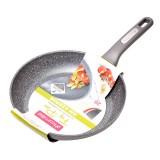 Сковорода 26 см с гранитным покрытием Kamille 4289GR без крышки