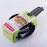 Набор сковородок с антипригарным мраморным покрытием (20, 24, 28 см) Kamille 4124