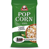 Попкорн для СВЧ 100 г со вкусом сметаны с зеленью Panda