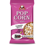 Попкорн для СВЧ 100 г со вкусом бекона Panda