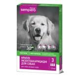 Капли инсектоакарицидные для собак крупных пород 25-50 кг Vitomax Sempero 400101
